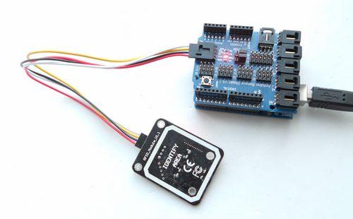 Serial mhz rfid reader writer module kits arduino