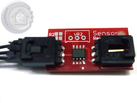 Sharp GP2Y0A21YK0F IR Range Sensor - 10cm to 80cm