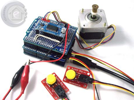 Easy driver stepper motor control fileof68 s blog for Easy stepper motor controller