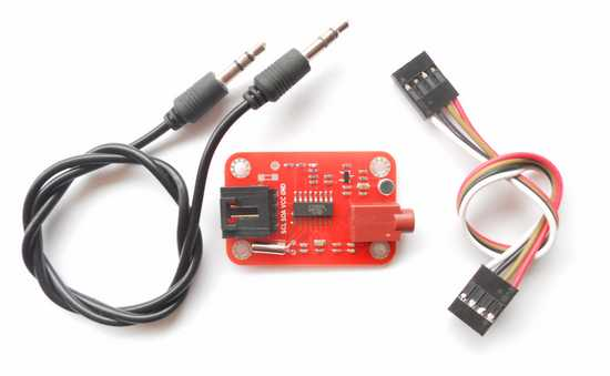 Fm radio transmitter module arduino compatible build