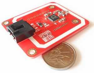 PN532 NFC RFID module kits -- Arduino compatible [WIRELESS-NFC ...