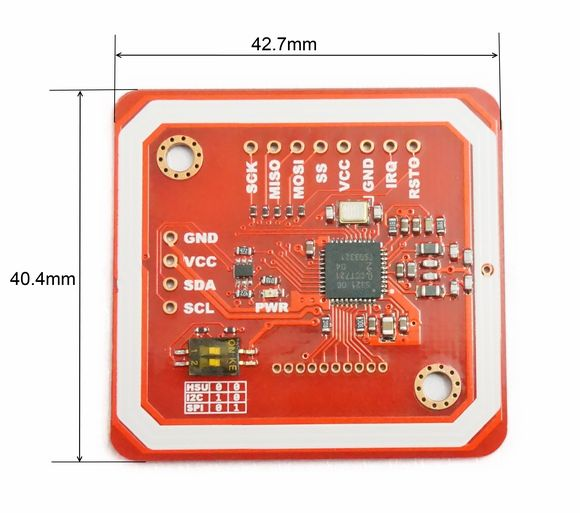 PN532 NFC RFID module V3 kits -- NFC with Android phone [WIRELESS ...