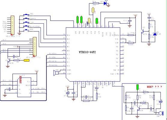 Sd Card Recording Module 1490 Elechouse Arduino Play House
