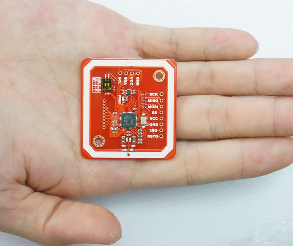 PN532 NFC RFID module V3 kits -- NFC with Android phone
