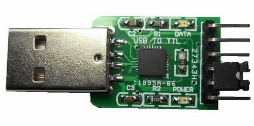 Usb ttl module with v and  elechouse