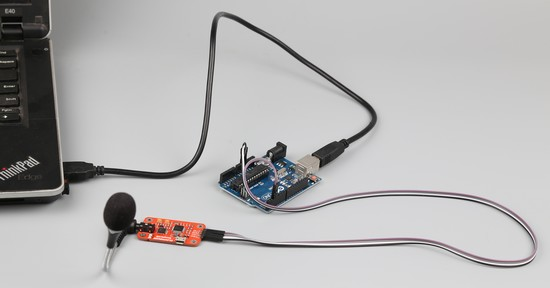 SimpleVR speaker-independent Voice Recognition Module